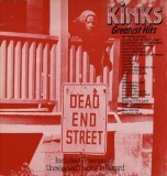 KINKS / KINKS GREATEST HITS DEAD END STREET