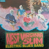 WEST VIRGINIA SLIM ELECTRIC BLUES BAND / SAME