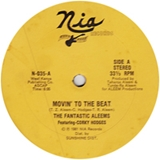 FANTASTIC ALEEMS / MOVIN' TO THE BEAT