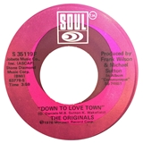 ORIGINALS / DOWN TO LOVE TOWN / JUST TO BE CLOSER