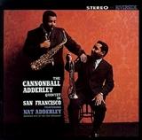 CANNONBALL ADDERLEY QUINTET ‎/ IN SAN FRANCISCO