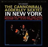 CANNONBALL ADDERLEY SEXTET / IN NEW YORK