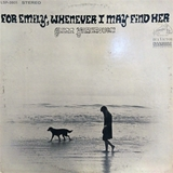 GLENN YARBROUGH ‎/ FOR EMILY, WHENEVER I MAY FIND