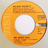 WILSON PICKETT / MR. MAGIC MAN
