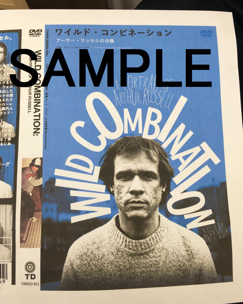 ARTHUR RUSSELL / WILD COMBINATION : A PORTRAIT OF ARTHUR RUSSELL