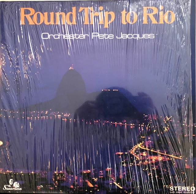 ORCHESTER PETE JACQUES / ROUND TRIP TO RIO