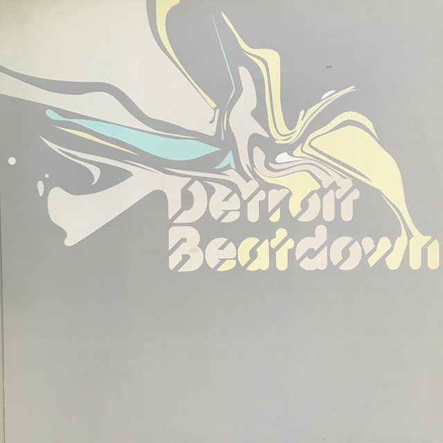 VARIOUS(THEO PARRISH、RICK WILHITE) / DETROIT BEATDOWN VOL.1
