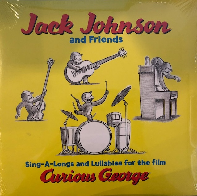 JACK JOHNSON AND FRIENDS / CURIOUS GEORGE