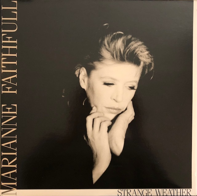 MARIANNE FAITHFULL / STRANGE WEATHER
