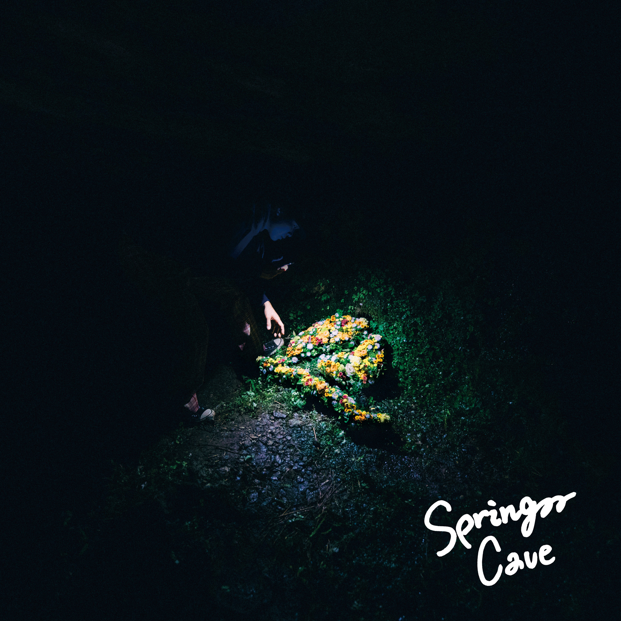 YOGEE NEW WAVES / SPRING CAVE E.P.