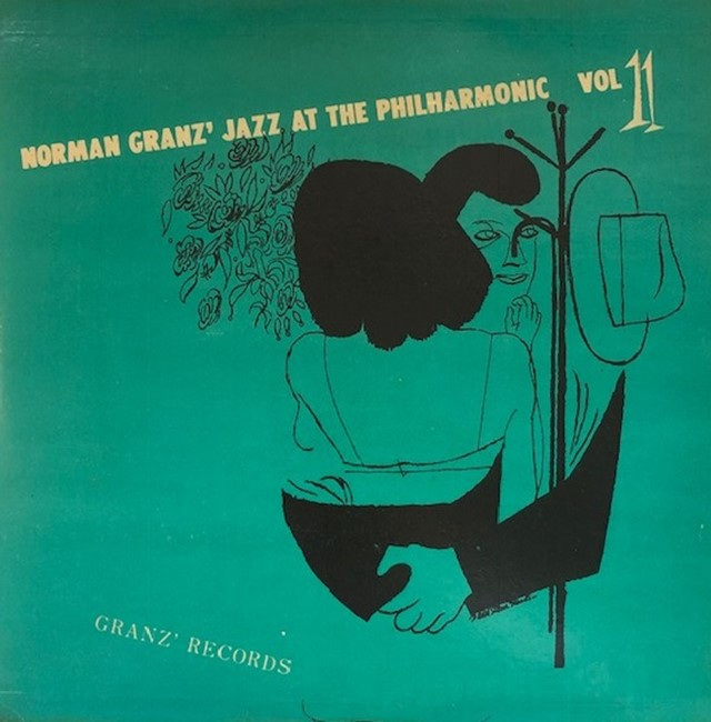 NORMAN GRANZ / NORMAN GRANZ' JAZZ AT THE PHILHARMONIC VOL.11
