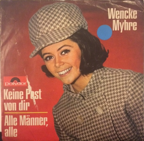 WENCKE MYHRE / ALLE MANNER ALLE