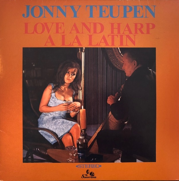 JOHNNY TEUPEN / LOVE AND HARP A LA LATIN