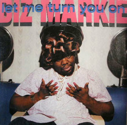 BIZ MARKIE / LET ME TURN YOU ON