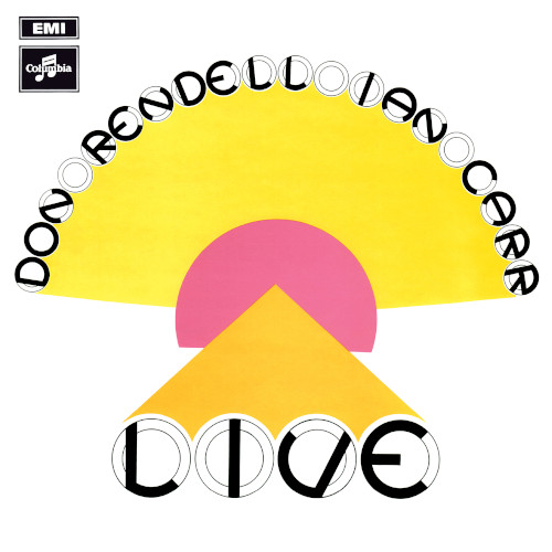 DON RENDELL / IAN CARR QUINTET / LIVE