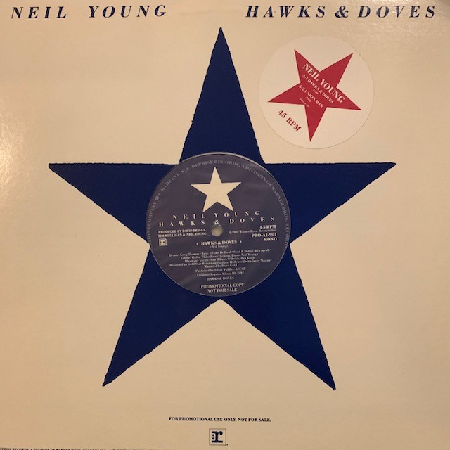 NEIL YOUNG / HAWKS & DOVES