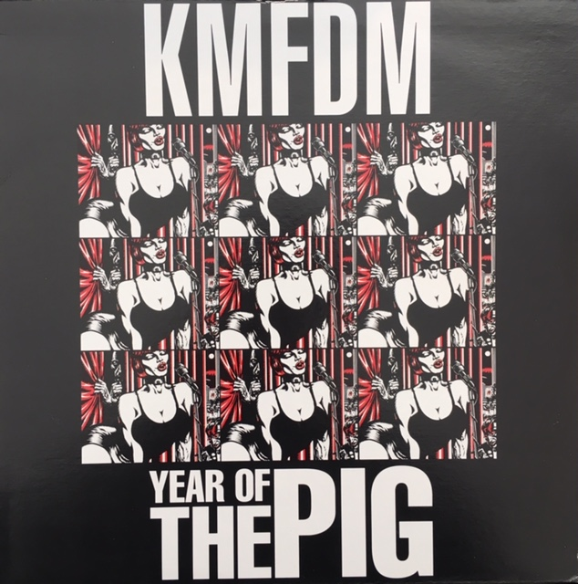 KMFDM / YEAR OF THE PIG