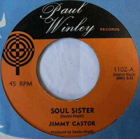 JIMMY CASTOR / HANGIN' OUT