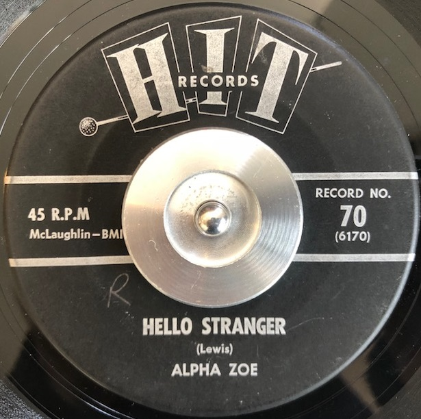 ALPHA ZOE / MUSIC CITY CHORUS AND ORCHESTRA / HELLO STRANGER / SUKIYAKI