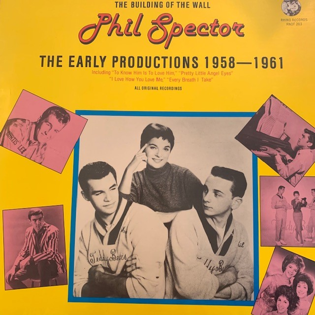 VARIOUS (PHIL SPECTOR) / EARLY PRODUCTIONS 1958-1961