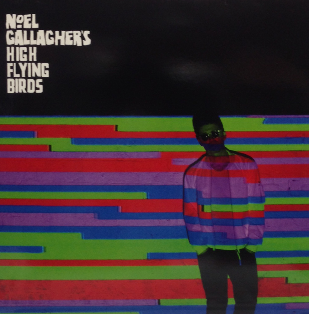 NOEL GALLAGHER'S HIGH FLYING BIRDS / IN THE HEAT OF THE MOMENT