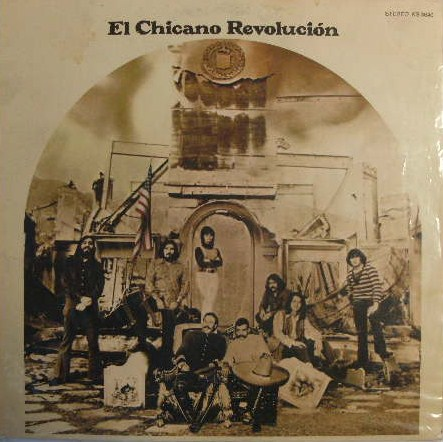 EL CHICANO / REVOLUTION