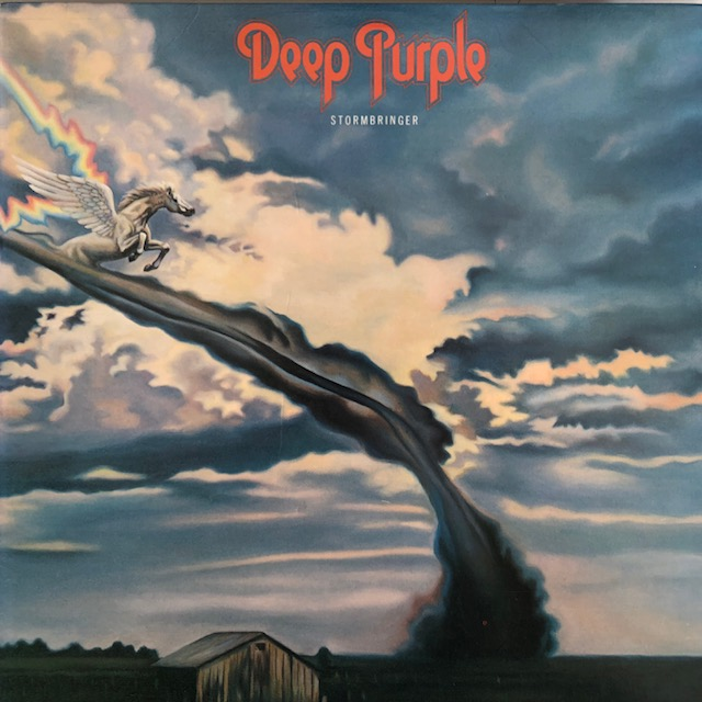DEEP PURPLE ‎/ STORMBRINGER