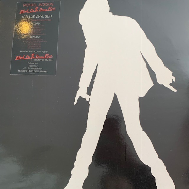 MICHAEL JACKSON / BLOOD ON THE DANCE FLOOR