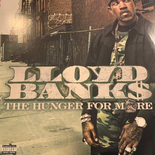 LLOYD BANKS / HUNGER FOR MORE