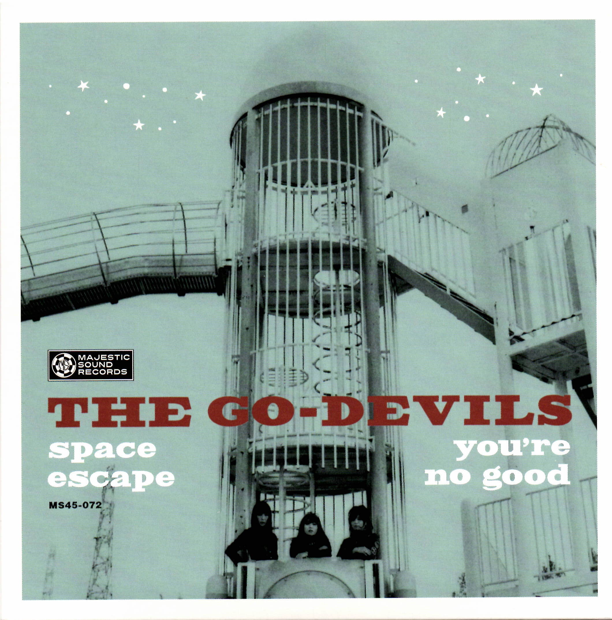 GO-DEVILS / SPACE ESCAPE