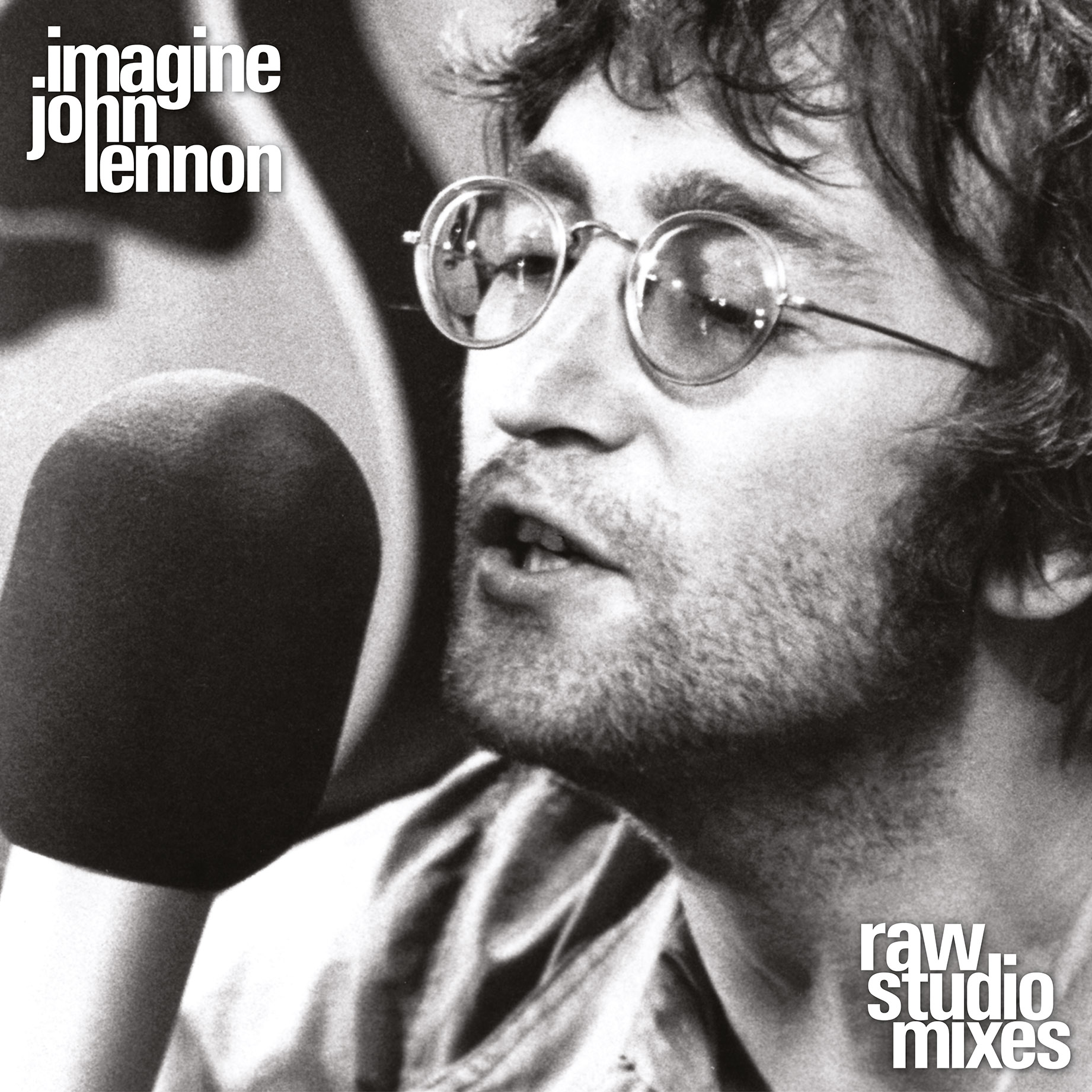 JOHN LENNON / IMAGINE (RAW STUDIO MIX)