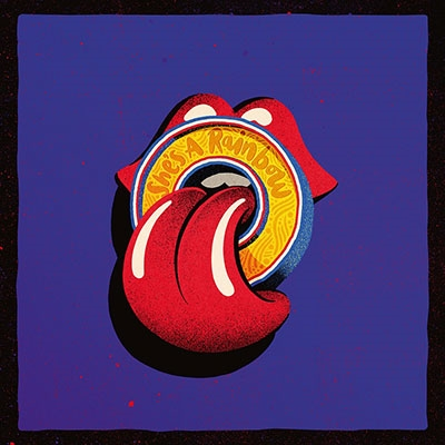 ROLLING STONES / SHE'S A RAINBOW (LIVE)