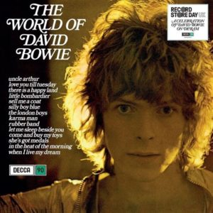 DAVID BOWIE / WORLD OF DAVID BOWIE