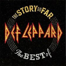 DEF LEPPARD / STORY SO FAR HITS / B SIDES