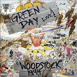 GREEN DAY / WOODSTOCK 1994