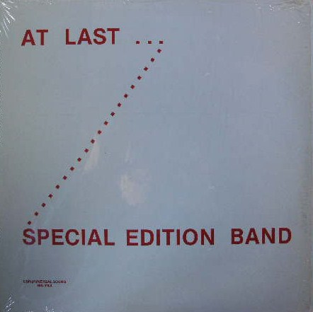 SPECIAL EDITION BAND / AT LAST