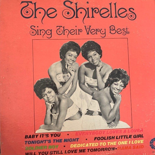 SHIRELLES / SING THEIR VERY BEST