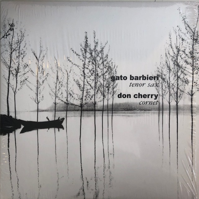 GATO BARBIERI & DON CHERRY / TOGETHERNESS
