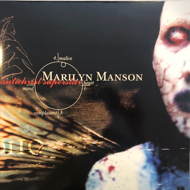 MARILYN MANSON / ANTICHRIST SUPERSTAR