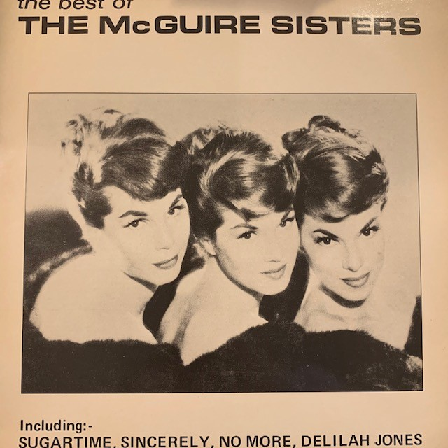 MCGUIRE SISTERS / BEST OF THE MCGUIRE SISTERS