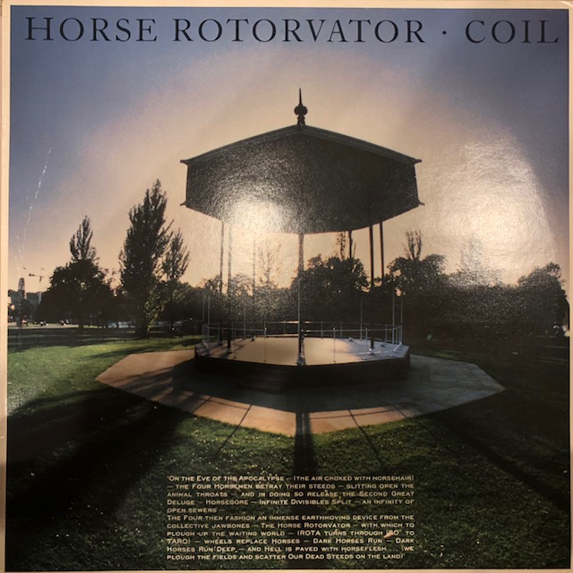 COIL / HORSE ROTORVATOR