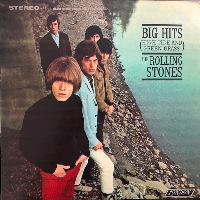 ROLLING STONES / BIG HITS (HIGH TIDE AND GREEN