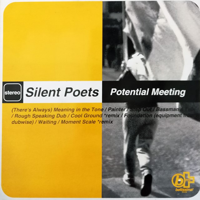 SILENT POETS ‎/ POTENTIAL MEETING