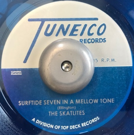 SKATALITES / DEACONS ‎/ SURFTIDE SEVEN IN A MELLOW TONE / HUNGRY MAN