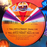 JIMMY ROSS / FALL INTO A TRANCE
